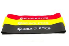 Fitnessband Test: Boundletics 3er Set Loop-Bands aus Naturkautschuk