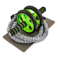 Bauchtrainer Test Sportastisch Premium Bauchtrainer Extreme Ab Roller