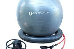 """Premium Gymnastikball """"Workout Ball"""" von Sportastisch"""