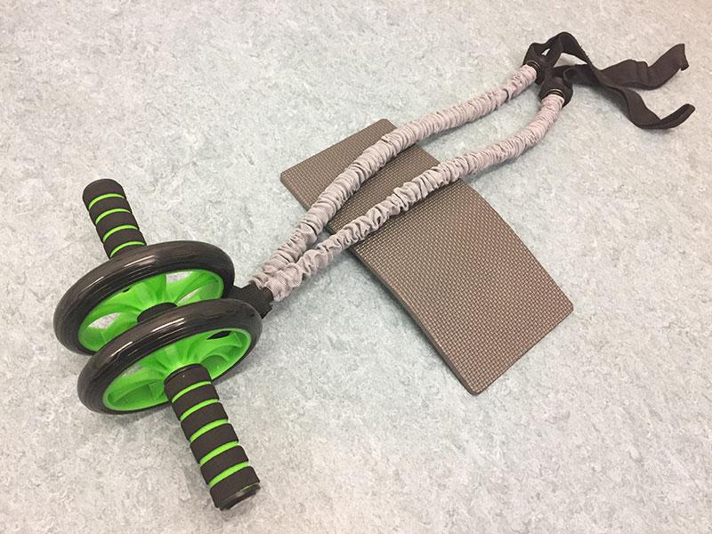Bauchtrainer Test Sportastisch Extreme Ab Bauchtrainer Roller Komplettaufbau