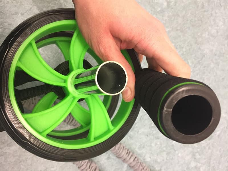 Bauchtrainer Test Sportastisch Extreme Ab Bauchtrainer Roller Materialstärke
