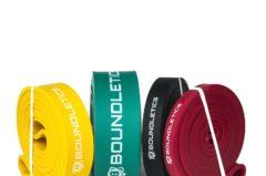 Resistance Band Test: Fitnessbänder von Boundletics