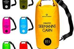 Trockenbeutel Test »Seemann« von #DoYourOutdoor (10L)