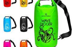 Dry Bag Test »Wave Digger« von #DoYourOutdoor (5L)