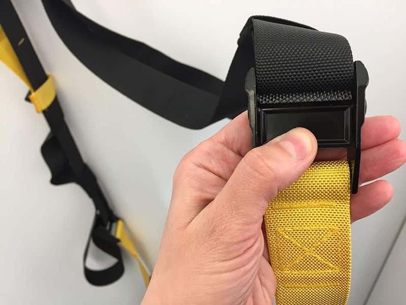Schlingentrainer Test Schlingentrainer kaufen Sportastisch Schlingentrainer Arretierung