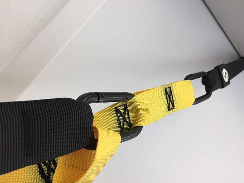 Schlingentrainer Test Schlingentrainer kaufen Sling Trainer Sportastisch Schlingentrainer verstellbarer Gurt