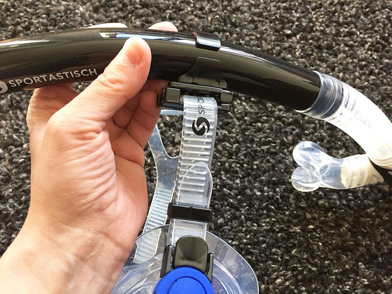 Schnorchelset Test Schnorchelset kaufen Taucherbrille mit Schnorchel Klammer