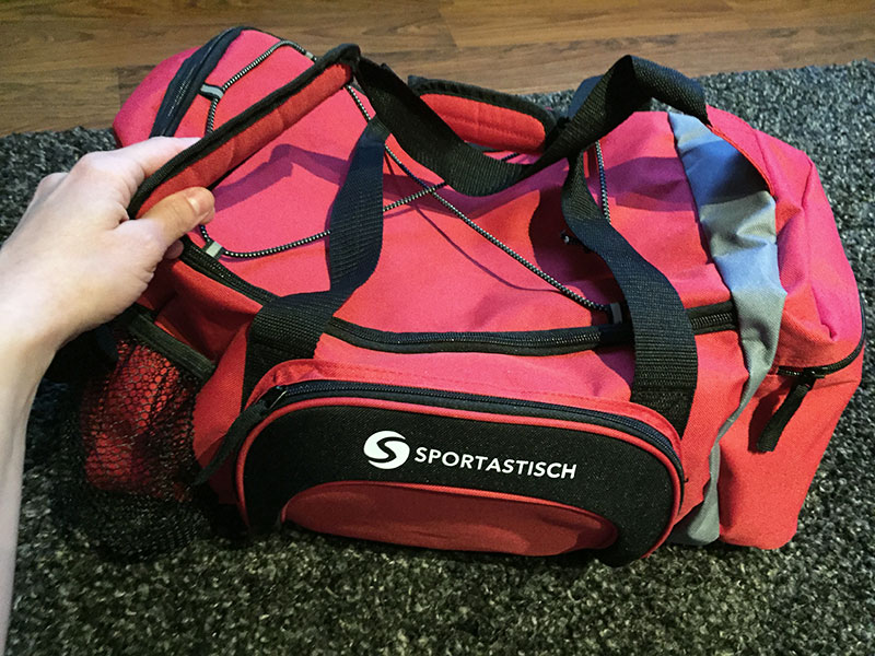 Sporttasche Test Sporttasche kaufen Sporttaschen Vollansicht