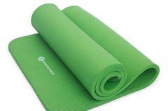 Yoga Matte Gym Mat Pro von Sportastisch im Test