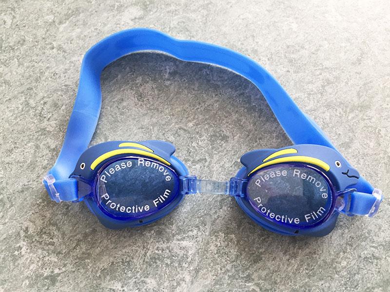 Kinder Schwimmbrille Kinder Schwimmbrillen Test Schwimmbrille für Kinder Frontansicht