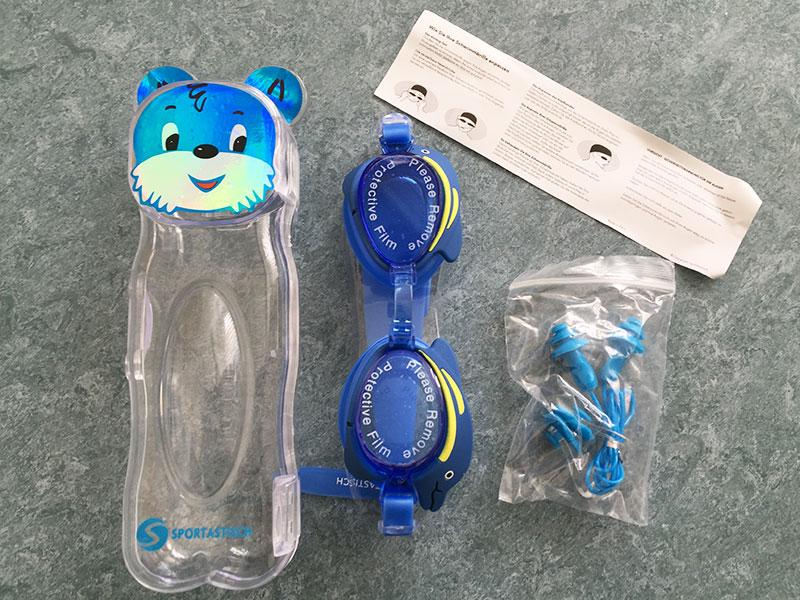 Kinder Schwimmbrille Kinder Schwimmbrillen Test Schwimmbrille für Kinder Lieferumfang