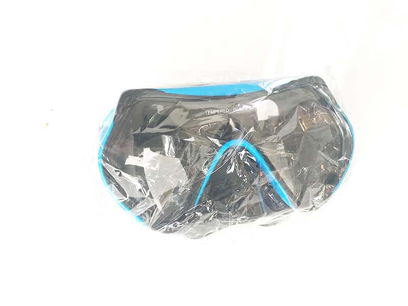 Taucherbrille Test Sportastisch Dive Under verpackt